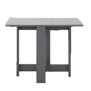 console extensible coloris blanc 50 250x95cm meuble fly. Black Bedroom Furniture Sets. Home Design Ideas