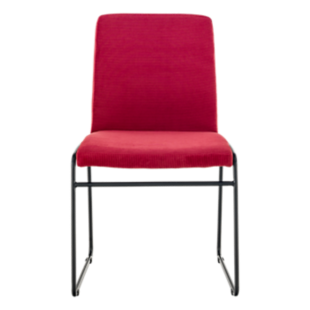 FLY-chaise rouge