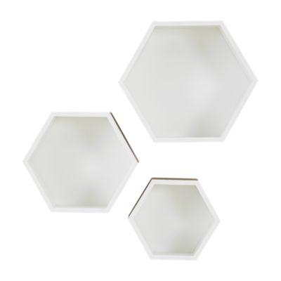 Cubes De Rangement Fly Hexalot De Etageres Murales