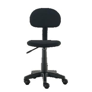 FLY-chaise de bureau noire