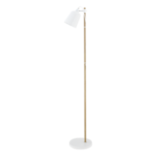 FLY-lampadaire h149 blanc