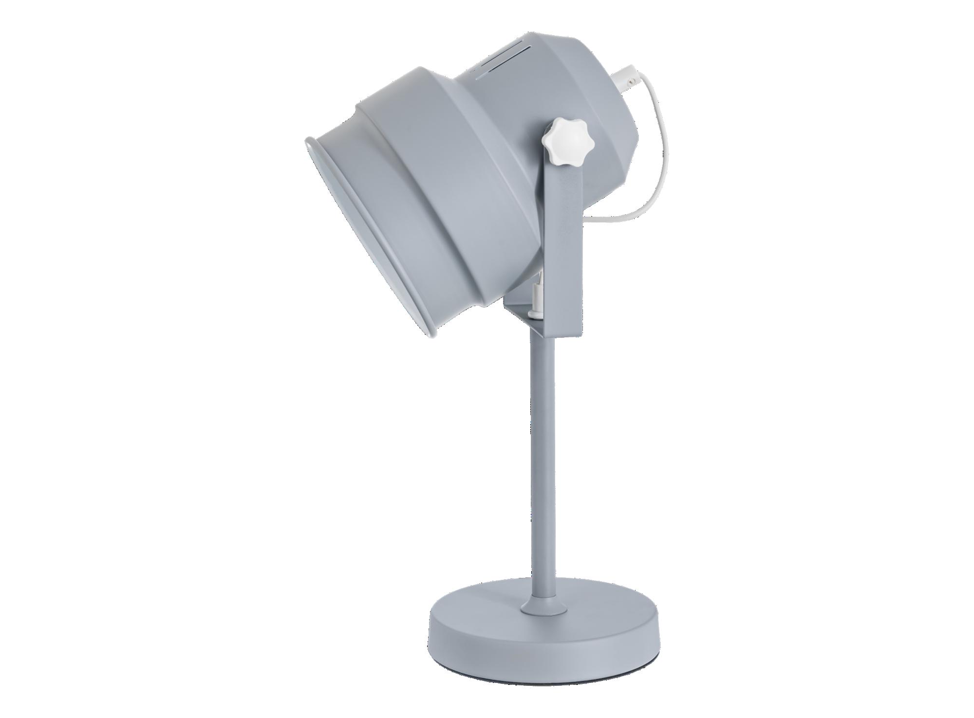 Lampe a poser hauteur 42cm diametre 15cm abat-jour tige et pietement  ...