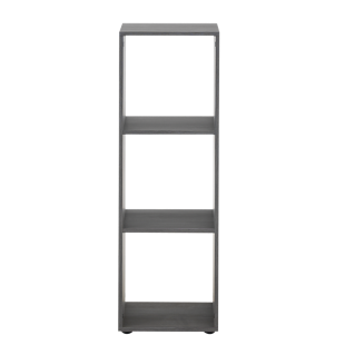 FLY-etagere 1x3 cases chene grise
