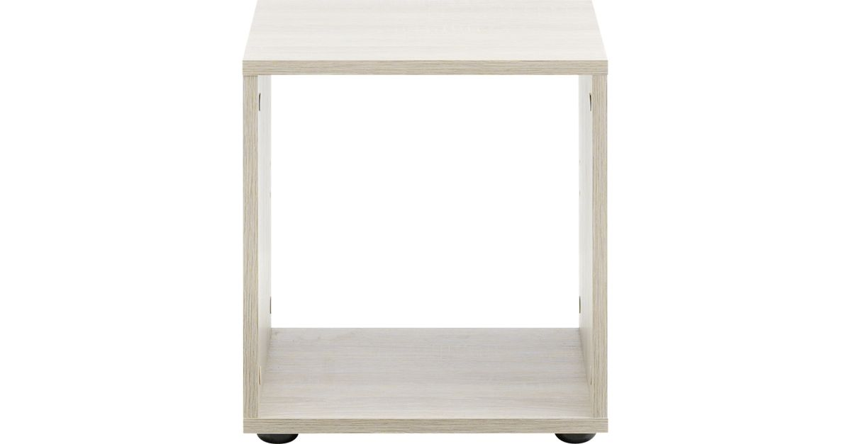 Etagere 1 case chene fly - Etagere bibliotheque fly ...