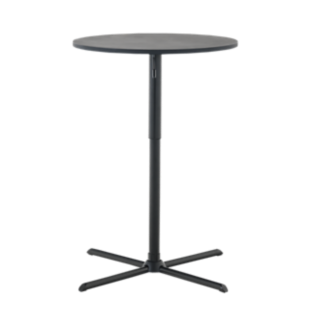 FLY-table haute noire