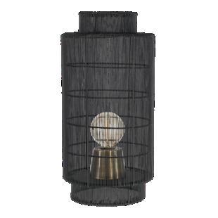 FLY-lanterne h52cm noir