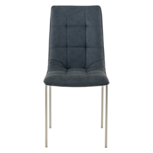 FLY-chaise assise anthracite