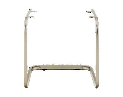 madrid pieds luge metal inox | Fly