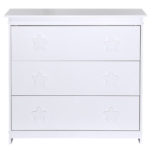 FLY-commode enfant blanc