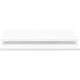 FLY-2 tablettes l58 pour armoire l120/p42 blanc