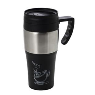 FLY-mug transportable noir 400ml