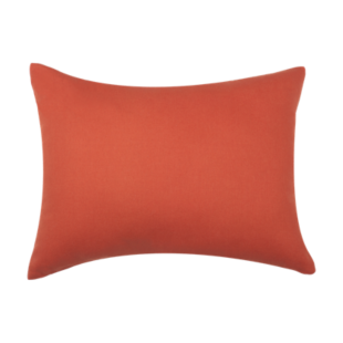 FLY-coussin coton 35x45 rouille