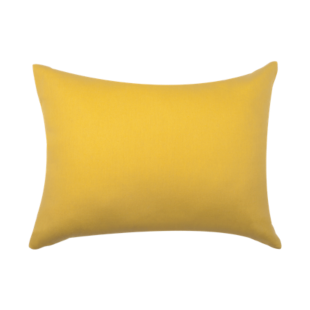 FLY-coussin coton 35x45 moutarde