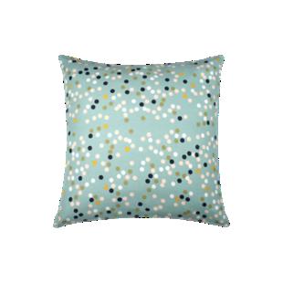 FLY-coussin coton 60x60 celadon