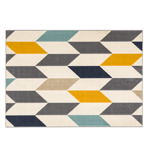 FLY-tapis 120x170 multicolore