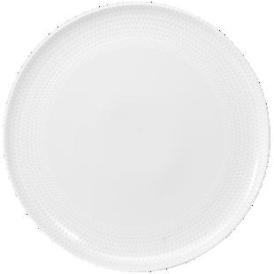 FLY-plat tarte d30cm blanc