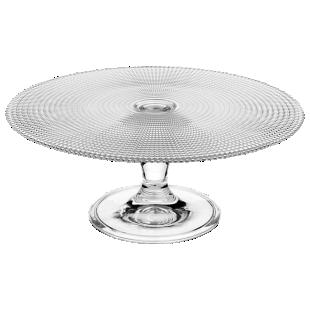 FLY-plat a tarte d28cm verre
