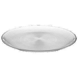 FLY-assiette plate d27cm verre