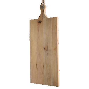 FLY-planche a decouper 77x29cm en manguier