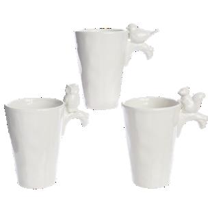 FLY-mug 35cl blanc 3modeles au choix