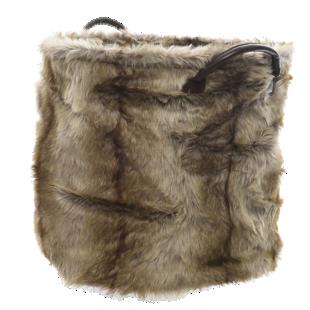 FLY-panier d40cm loup synthetique