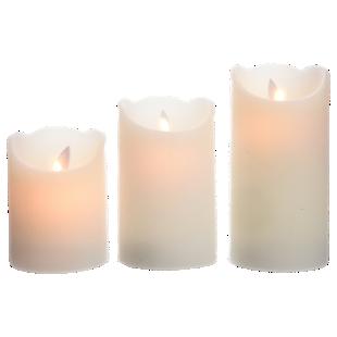 FLY-lot 3 bougies led