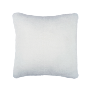 FLY-coussin 40x40 fourrure blanc
