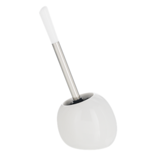 FLY-brosse wc blanc