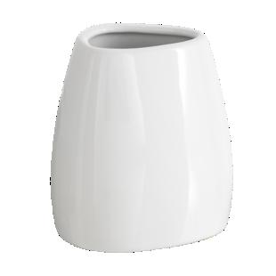 FLY-gobelet h9.5cm blanc