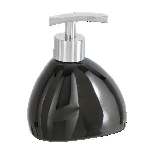 FLY-distributeur de savon h15cm noir