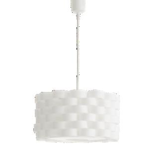 FLY-suspension d42cm blanc