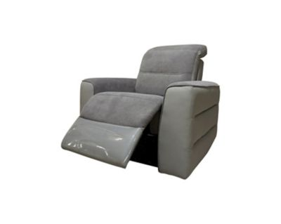 flyfauteuil relax electrique tissu gris pu gris with penderie tissu fly. Black Bedroom Furniture Sets. Home Design Ideas