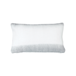 FLY-coussin 30x50 gris/blanc