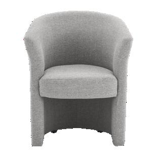 FLY-cabriolet tissu gris clair