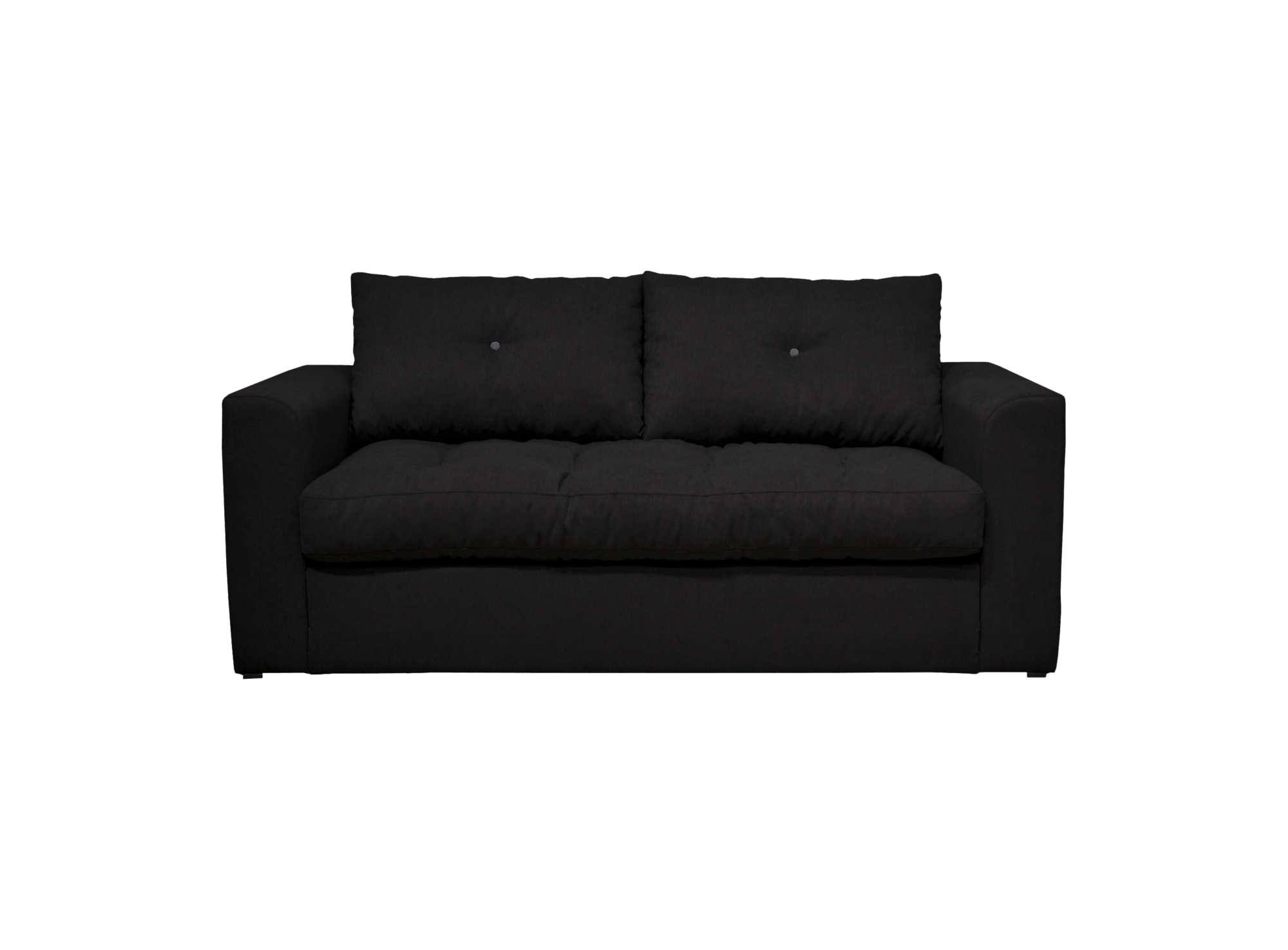 Canape Convertible 3 Places Noir Banquette Cat Gories
