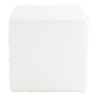 FLY-pouf blanc