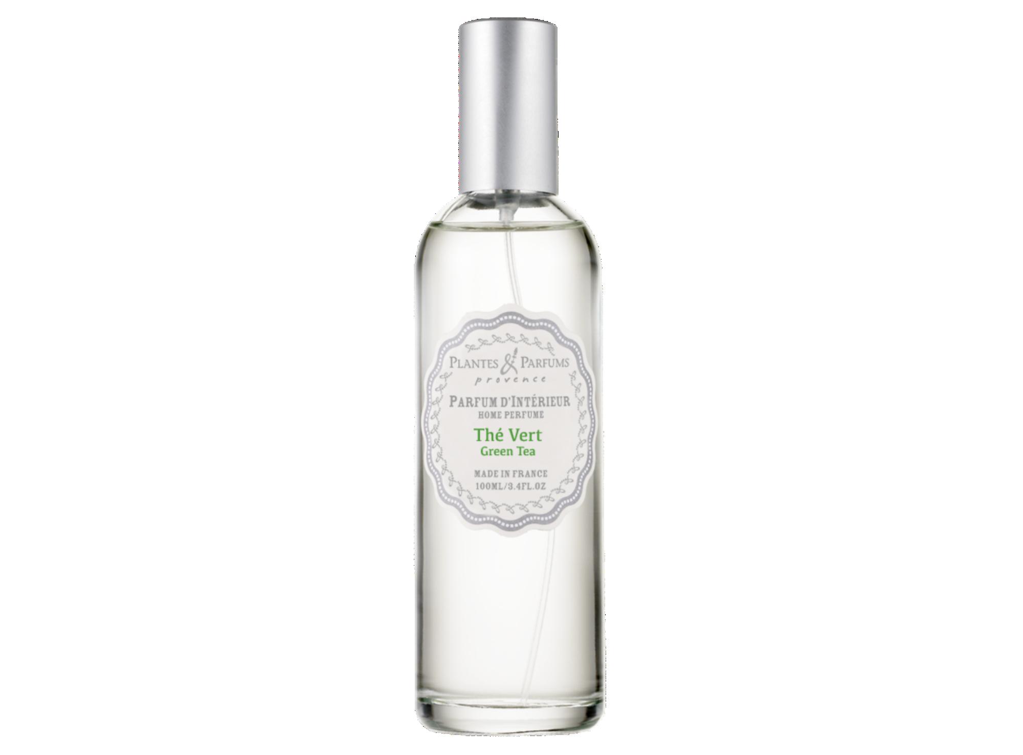 Parfum d ambiance 100ml the vert - parfumez les differentes pieces de ...