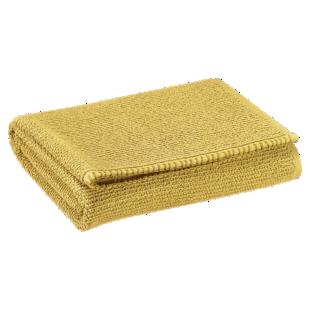 FLY-serviette coton 90x150 moutarde