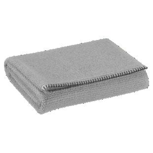 FLY-serviette coton 90x150 gris