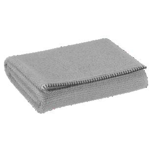 FLY-serviette coton 70x130 gris