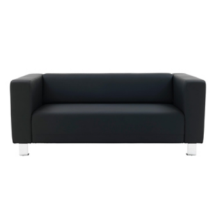 FLY-canape 2,5 places anthracite