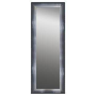 FLY-miroir 40x140cm noir/gris