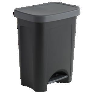 FLY-poubelle 25l noir