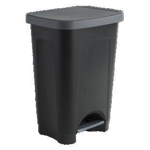 FLY-poubelle 50l noir