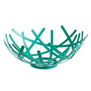 FLY-coupe decorative d18cm aqua