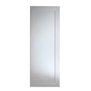 FLY-miroir 40x140 cm argent