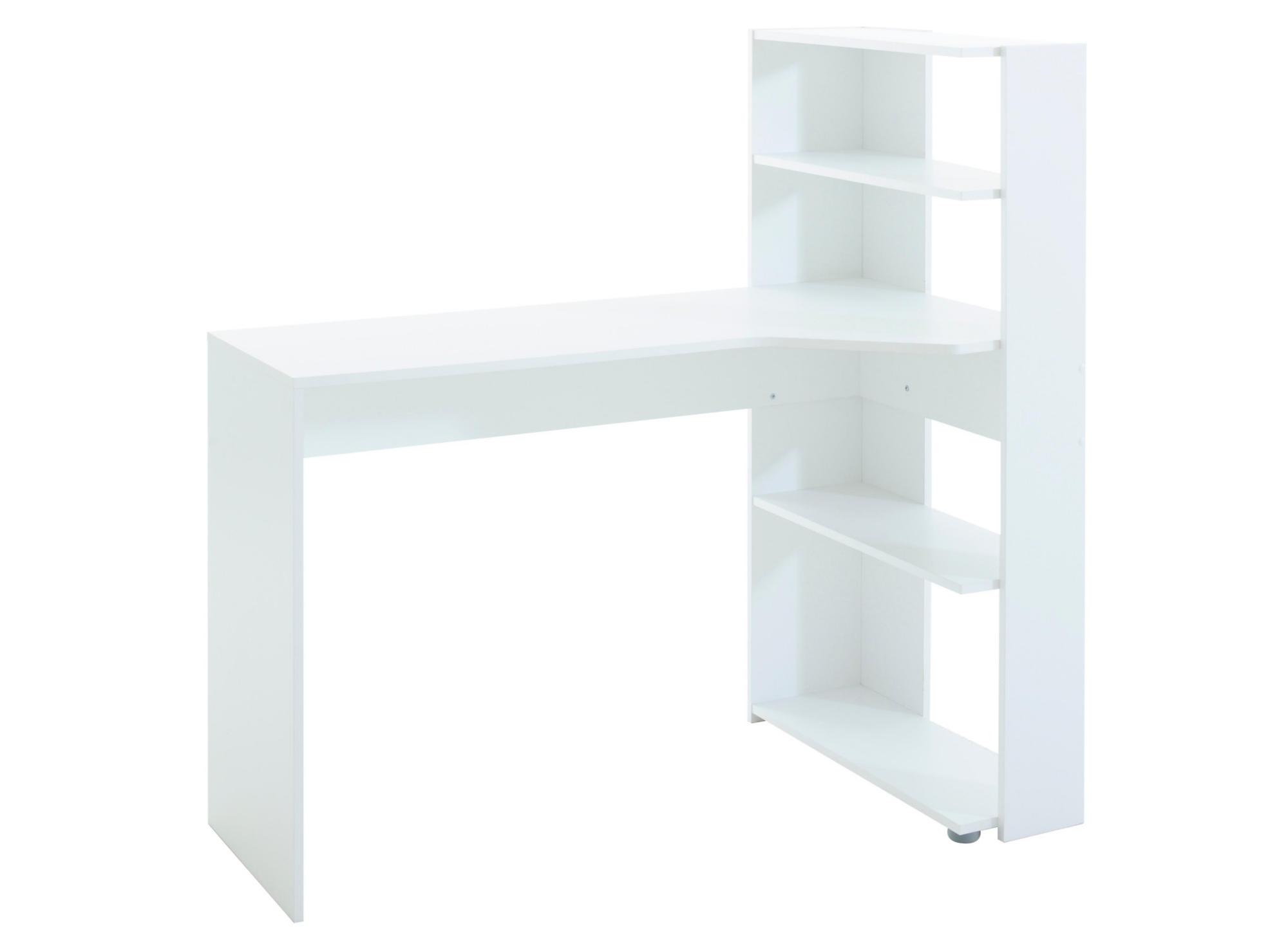 Bureau avec étagère. bureau modulable avec tag res et tiroirs twisty