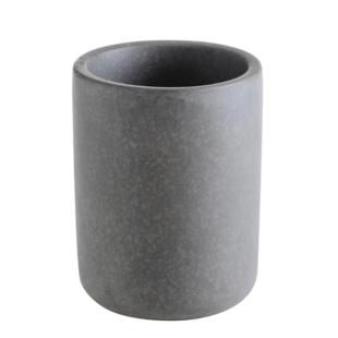 FLY-gobelet h. 10 cm gris