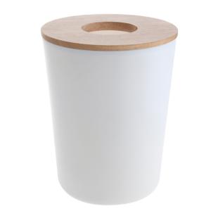 FLY-poubelle en polypropylene et hevea 7.85 litres