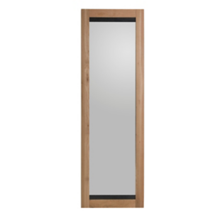 FLY-miroir 190x60 cm chene